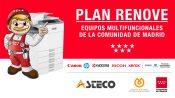Nuevo Plan Renove de Equipos Multifuncionales de la Comunidad de Madrid