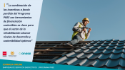 Integración de servicios, financiación sostenible y soluciones energéticas eficientes: así contribuyen las empresas de servicios energéticos al desarrollo y ejecución de proyectos de rehabilitación energética