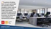 Incorporar tecnologías de alta eficiencia y sistemas de control y regulación, clave para fomentar el ahorro energético y económico en oficinas