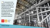 Industria 4.0, una gran oportunidad para mejorar la eficiencia de las instalaciones térmicas industriales